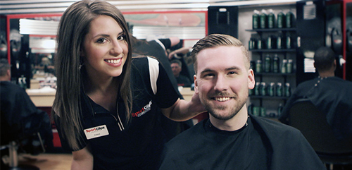 Sport Clips Haircuts of West Bountiful  Haircuts