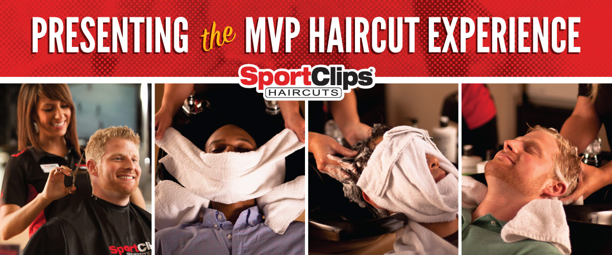 The Sport Clips Haircuts of West Bountiful  MVP